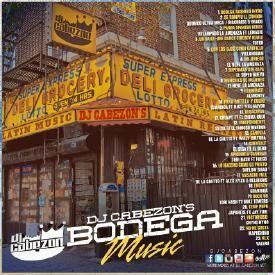 Dj Cabezon's Bodega Music---Track 6--Mujeriego --El Nene La Amenaza
