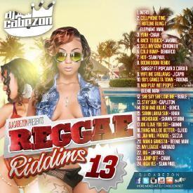 Dj Cabezon's Reggae Riddims 13--Track 3