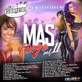 Dj Cabezon's Mas Fuego 11--Track 1