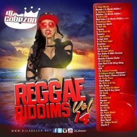 Dj Cabezon's Reggae Riddims 14--Track 1