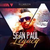 djcabezon1@gmail.com - SEAN PAUL--LEGACY (2016) DJ CABEZON Cover Art