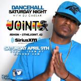 DJCaesar - Dancehall Saturday Night (4-9-16) Cover Art