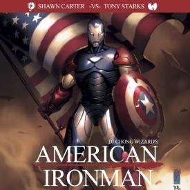 01. Jay-Z - American Ironman (Chong Wizard blend)