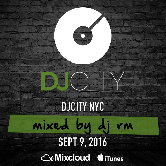 DJ RM - DJcity USA Friday Fix Mix by DJcity from DJcity