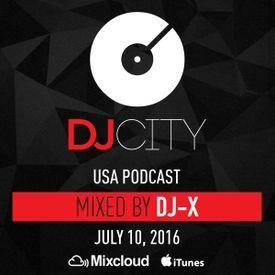 DJ-X - DJcity Latino Mix