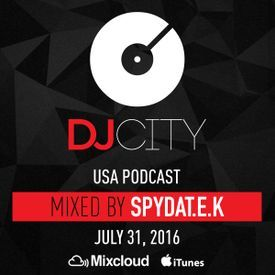 SPYDAT.E.K - DJcity Latino Mix