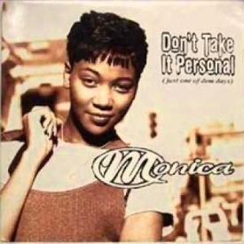 Monica Dont Take It Personal (Big Daddy) Remix