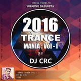 DJCRC - Trance Mania vol.1 ( DJ CRC) Cover Art
