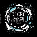 DJCRC - Dance Generatio Vol.1 - Nonstop Mixes Cover Art