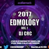 DJCRC - EDMOLOGY VOL.1 (DJ CRC) Cover Art
