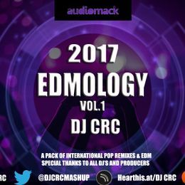 DJCRC - EDMOLOGY VOL.1 (DJ CRC) Cover Art