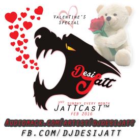 DJ DESI JATT -  JaTTCasT FEB 2016