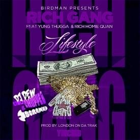 Lifestyle (Ft. Young Thug & Rich Homie Quan) (Chopped & Screwed by Dj Dew)