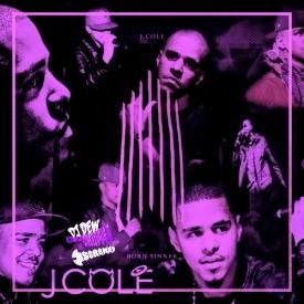 Born Sinner (Feat. James Fauntleroy) (Chopped & Screwed by Dj Dew)