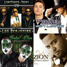 Reggaeton Mix #1.9, OldSchool