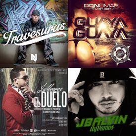 Reggaeton Mix #11