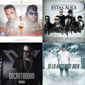 Reggaeton Mix #16