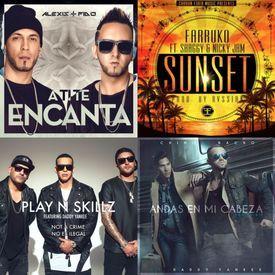 Reggaeton Mix #19