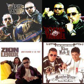 Reggaeton Mix #1.5, OldSchool