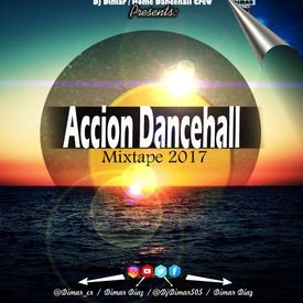 ACCION DANCEHALL MIX AUG 2017