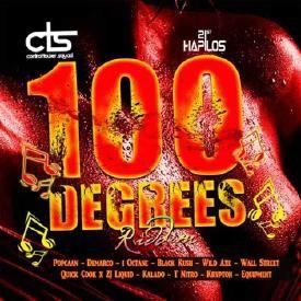 100 DEGREES RIDDIM MIX BY DJ DOUGIE BLACK MARKET INTL