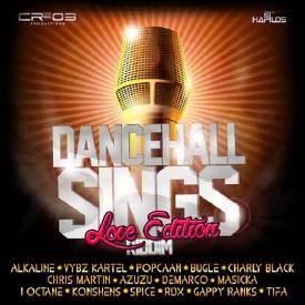 Dancehall Sings Riddim Jugglin'