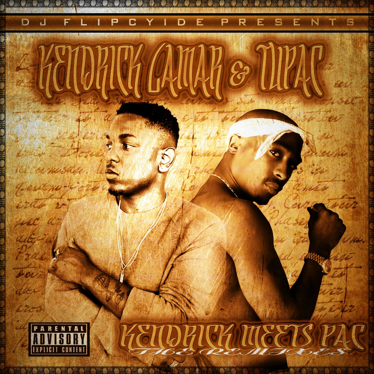 Kendrick Meets Pac The Remixes by Kendrick Lamar & Tupac, from