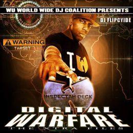 DjFlipcyide - Digital Warfare (The Xtra Files) Cover Art