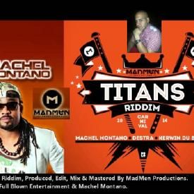 Dj Floops vs Machel Montano - She Coming (James Suki Roadmix) Titans Riddim