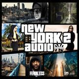 djgetitrite - NEW YORK AUDIO PT.2  Cover Art