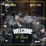 djgetitrite - Welcome to G-Unit  Cover Art