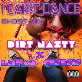 I Cant Dance (Ghost Mix)