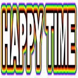 DJGoshfire - Happy Time Cover Art