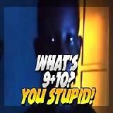 DJGoshfire - You Stupid - 9+10=21 (Underground Bass House & Garage Vocal Mix) Cover Art