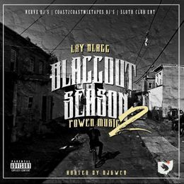 djgweb - LAY BLACC-BLACKOUT 2 HOSTED BY DJGWEB Cover Art