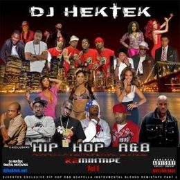 DJ Hektek - HipHop R&B Acapella Instrumental Blends