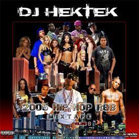 2005 HipHop R&B Mixtape Volume 2