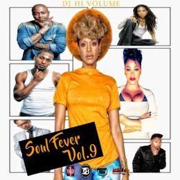 DjHiVolume - Soul Fever Vol.9 Cover Art