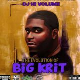 DjHiVolume - The Evolution Of Big Krit Cover Art