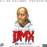 DjHiVolume - The Evolution Of DMX Cover Art