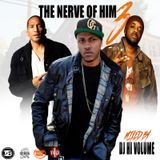 DjHiVolume - The Nerve Of Him 3 Cover Art