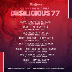 Akhiyon Se Goli Maare - Akhiyon Se Goli Maare (DJ Shadow Dubai Remix)