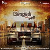 DJHungama - Char Bangadi Vadi Gadi Remix - DJ Krish Pbr & DJ Freedom Cover Art