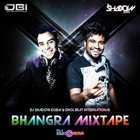 DJ Shadow Dubai & Dhol Beat International