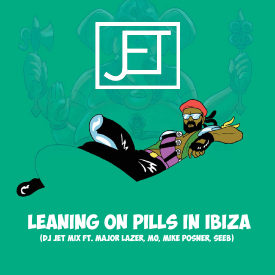 Leaning On Pills In Ibiza
