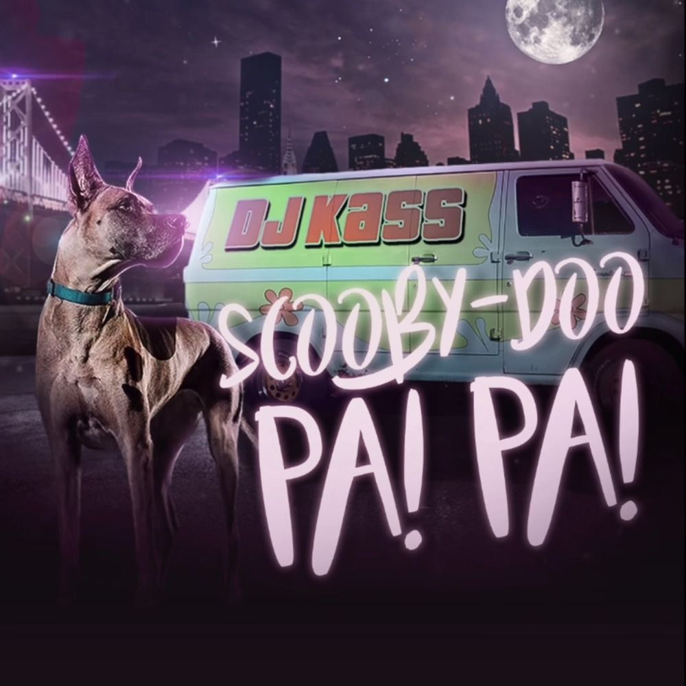 Scooby Doo PaPa