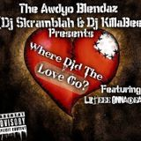 djkillabee - Can You Stand The Rain Mix Cover Art