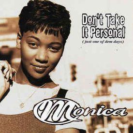 Don't Take It Personal Mix