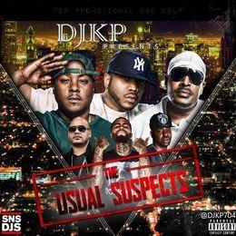 DJKP704 - DJKP presents The Usual Suspects Cover Art
