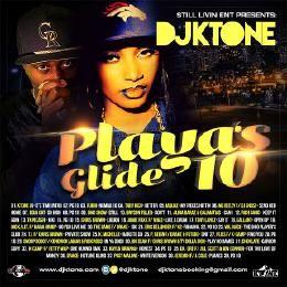 DJKTONE - PLAYA'S GLIDE PT. 10 Cover Art
